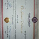 Atatürk Üniversitesi İş Sağlığı ve Güvenliği Bölümü Diploması